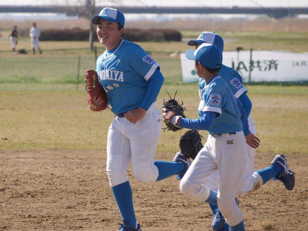 野球を楽しむ!!